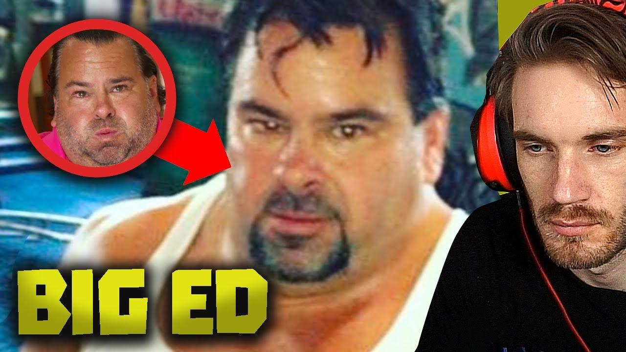 Big Ed Returns With More Cringe Xd