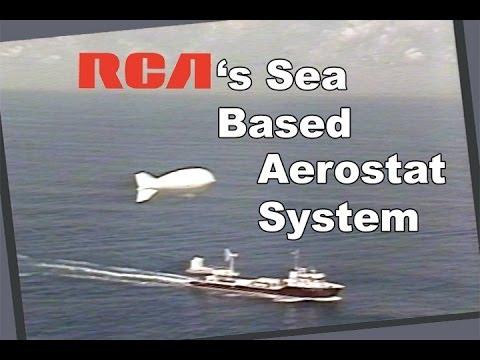 RCA's Sea Based Aerostat System