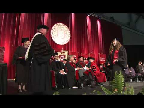 Indiana University Southeast Commencement for 2015!