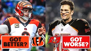 5 NFL Teams that GOT BETTER in the 2020 Offseason... and 5 that GOT WORSE