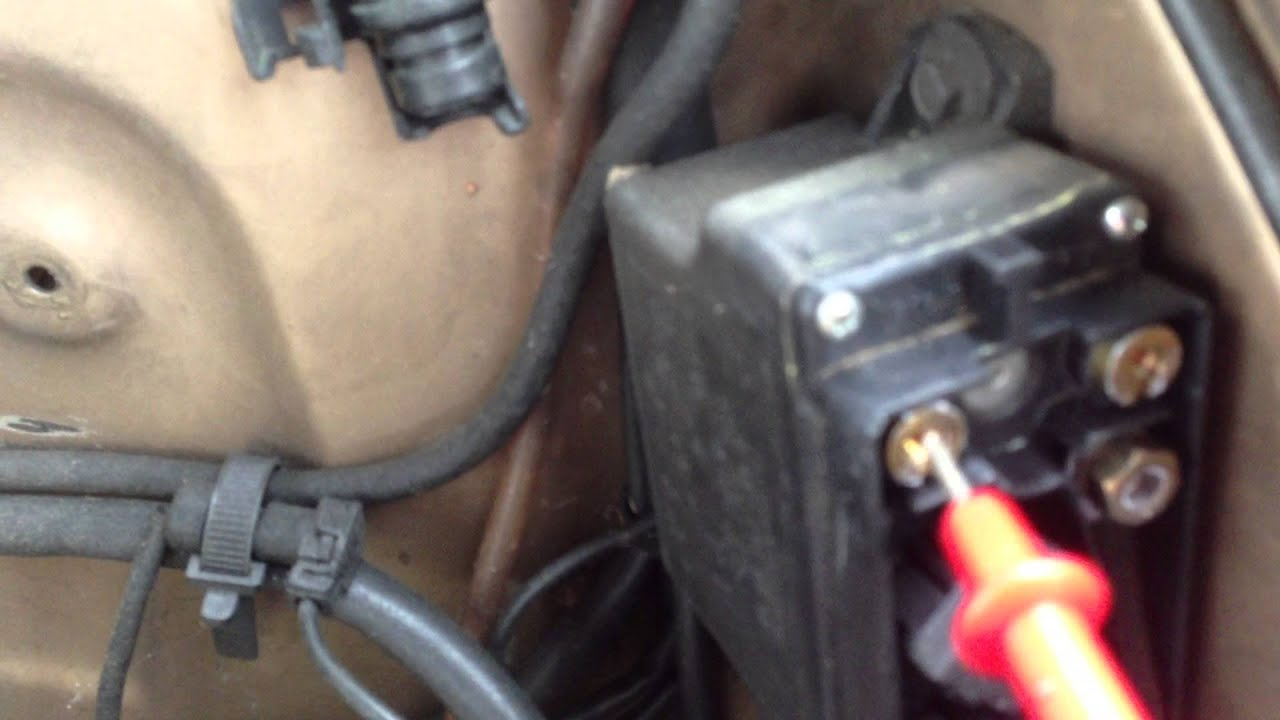 small resolution of quick glow plug relay check