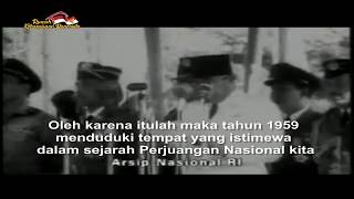 Pidato Bung Karno Rediscovery of our Revolution