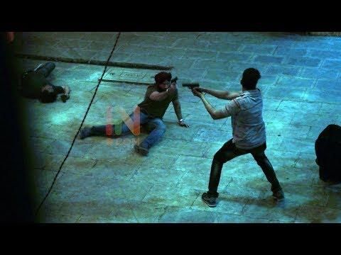 Exclusive Footage: Saif Ali Khan Shooting For Netflix Series Sacred Games In Mumbai