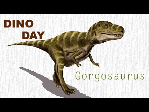 Dino Day - Gorgosaurus - Bonus: Walking With Dinosaurs 3D Review