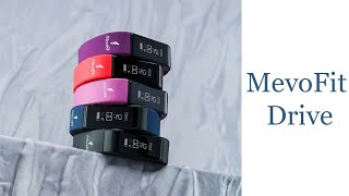 MevoFit Fitness Tracker - Must Watch Before you Buy ( MevoFit Drive Review )