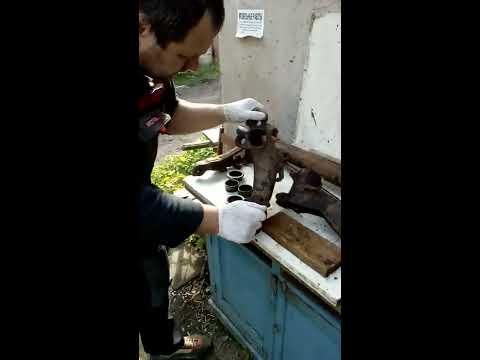 Обман при ремонте задней балки