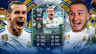 "FIFA 21: Mr MOST WANTED BALE FLASHBACK ""WHO AM I?"" ☠️🔥🔥"
