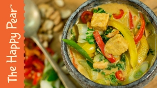 Vegan Massaman Curry in 5 minutes! | THE HAPPY PEAR