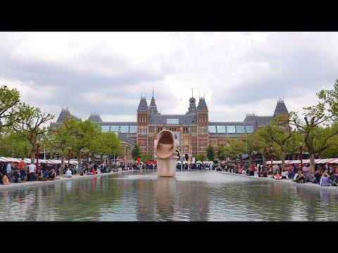 RIJKSMUSEUM AMSTERDAM, May  2017 | 4K-UHD |