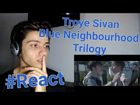 Troye Sivan - Blue Neighbourhood Trilogy (Reação) Reaction