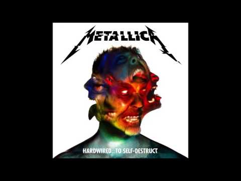 Metallica hardwired - CD 1 completo