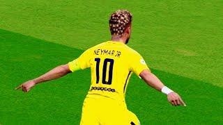 PSG vs Arsenal 3-1 (Neymar Scored a Goal) | PES Gameplay