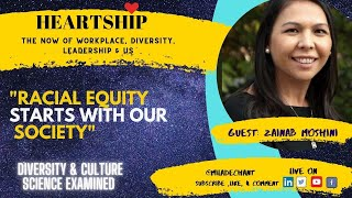 Leading For Racial Justice With Zainab Moshini