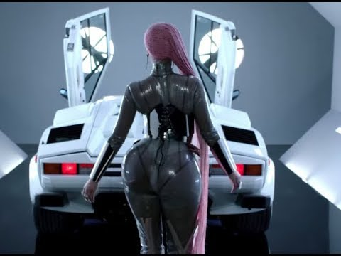 Funny Reactions to Nicki Minaj's Booty in