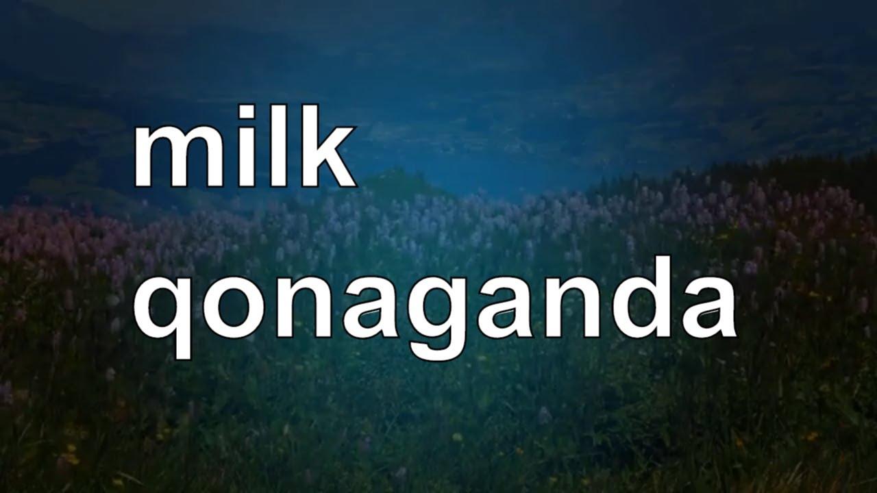 Milk yallig'langanda milk qonaganda davolash uy sharoitida MyTub.uz