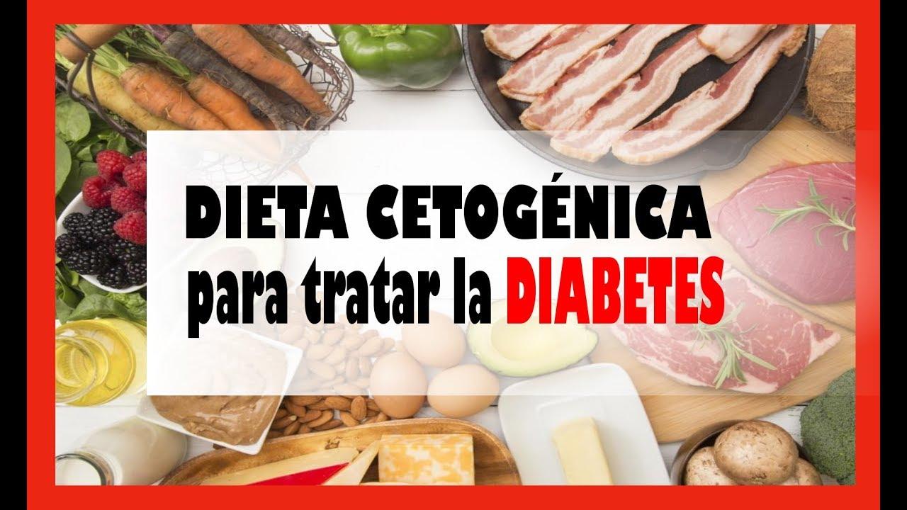 dieta cetogénica para la diabetes tipo 1