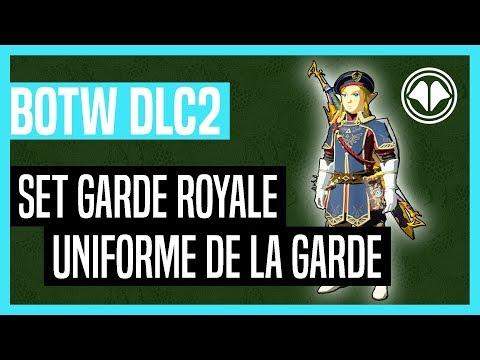 Zelda BOTW DLC 2 : L'Uniforme de la Garde