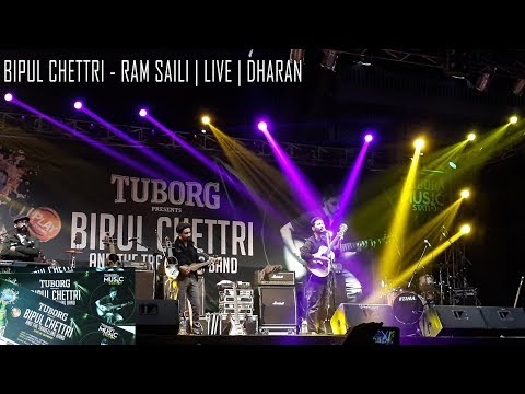 Bipul Chettri - Ram Sailee (Ode to my Father) - Live | Dharan