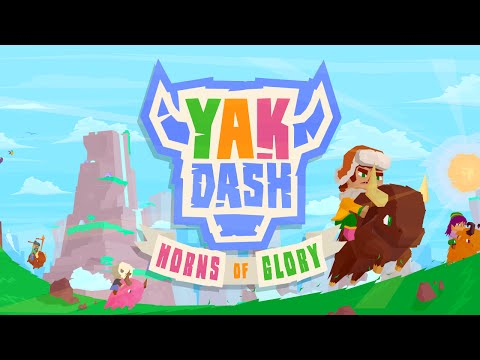 Yak Dash: Horns of Glory (trailer) - Out Now on Android and iOS