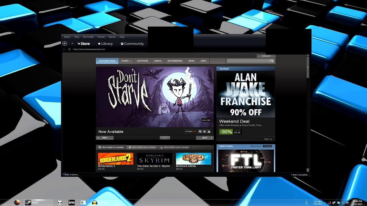 Hướng dẫn cách tải Game trên Steam miễn phí – Không cần mua
