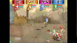 〔PS3〕 Castle Crashers PART-1 アッキの実況プレイ