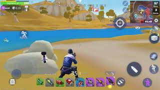 Mini clip de Creative destruction!! no creeras lo que paso !!!