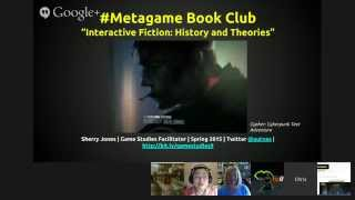 Interactive Fiction: History and Theories