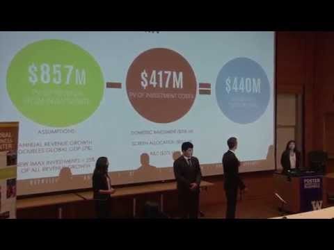 2015 TEAM 1 Holland America Line Global Case Competition