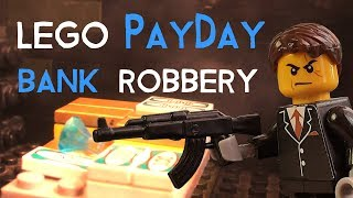 LEGO PAYDAY 2: BANK ROBBERY