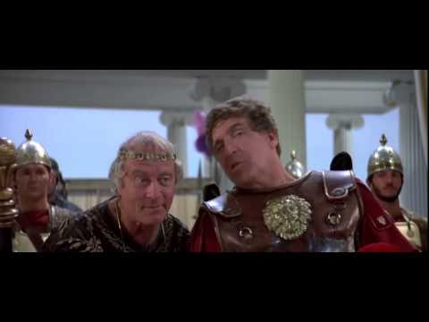 Best Comedy scene History of the World  Mel Brooks in HD