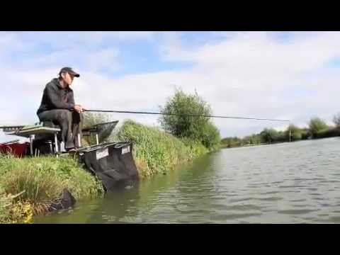 Fish The Short Pole And Pellets For Carp With Rob Wootton