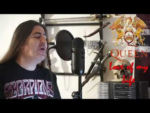 """Queen """" Love of my Life """" ( vocal cover )"""