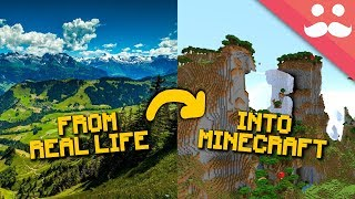 Making Things from REAL LIFE in Minecraft! #2