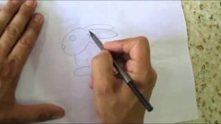 как рисовать зайца(, 2015-06-16T14:57:47.000Z)