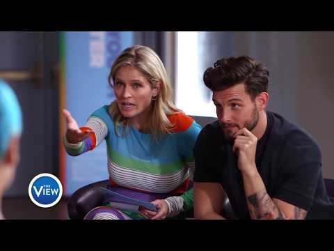 Nico Tortorella & Sara Haines Discuss Polyamory  The View