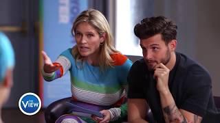 Nico Tortorella & Sara Haines Discuss Polyamory   The View