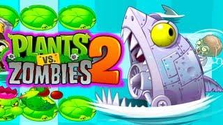 REKIN POŻERACZ ROŚLIN! | PLANTS VS ZOMBIES 2 #87 #admiros