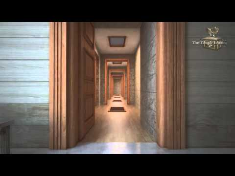 The Third Holy Temple Plans Have Begun