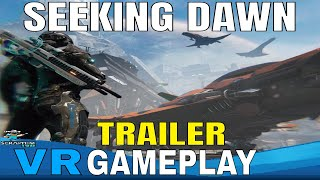 PSVR NEWS | Seeking Dawn - Multiplayer | NEW PSVR GAME INCOMING!!!!