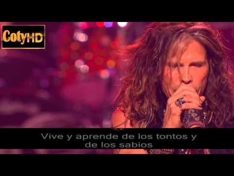 Aerosmith  Dream On Subtitulada Español