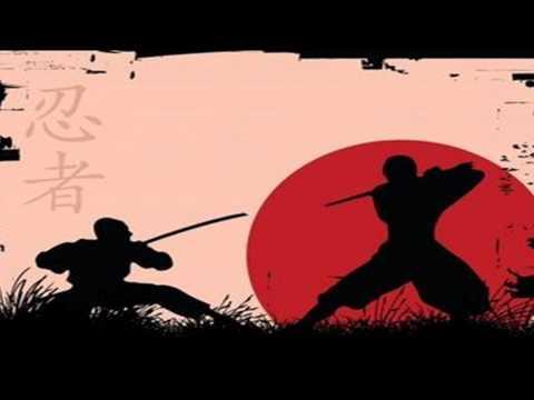 Japan Samurai - Old School Hip Hop Instrumental