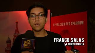 Operación Red Sparrow - #RedNight - Perú