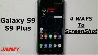 TAKE A SCREENSHOT | Galaxy S9/S9+ (4 Methods)