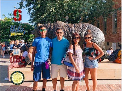 California College Tours (Stanford, Berkeley, UCLA, USC, UCSD)