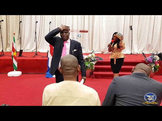 Rev K.O. Agyeman | The sacred oil of God part 2