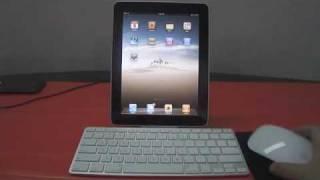 Magic Mouse iPad