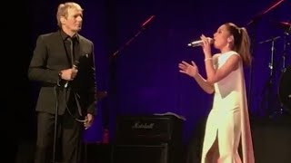 Gambar cover Morissette Amon & Michael Bolton Duet - How Am I Supposed to Live Without You