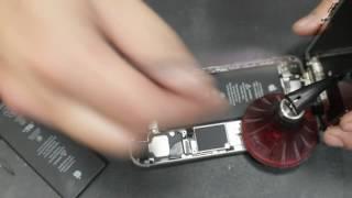 iPhone 6s проверка емкости аккумулятора после замены