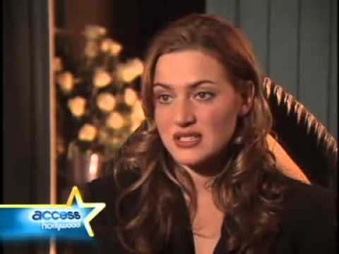 Kate Winslet Interview for Titanic in 1998