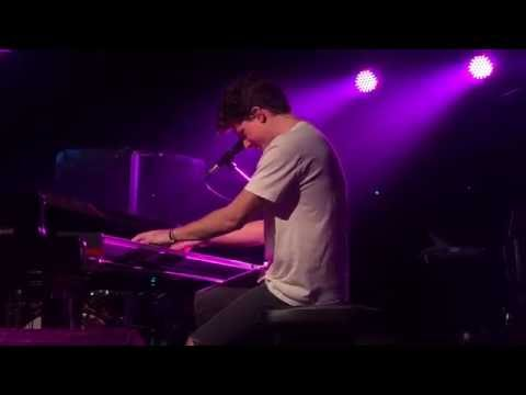 Charlie Puth - Losing My Mind - Luxembourg 26.05.2016